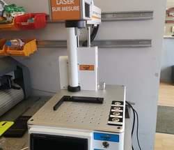 Nouveau ! Machine laser pour graver et réparer...
