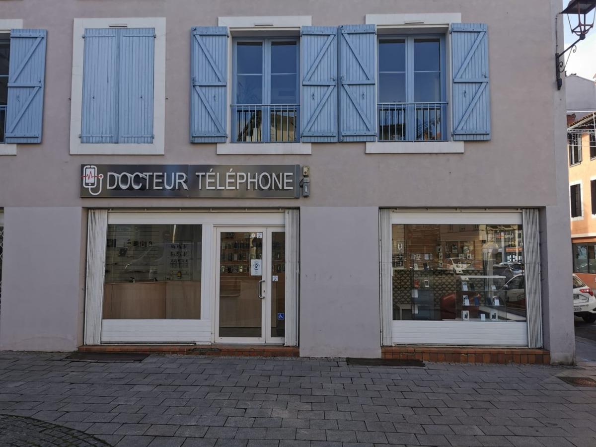 Docteur Téléphone - Saint-Gaudens