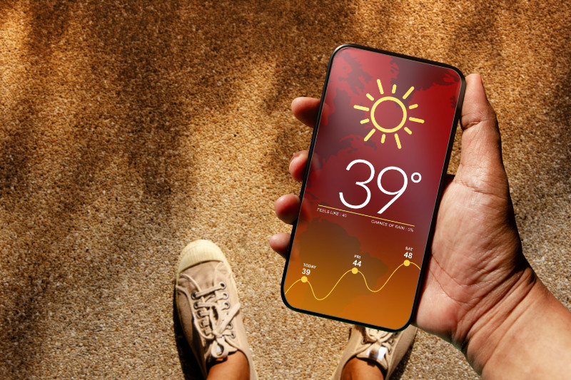Smartphone qui surchauffe : que faire ?